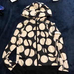 Lululemon scuba light hoodie size 6